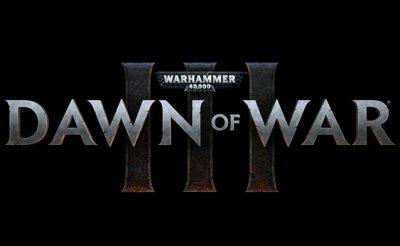 Официальный анонс Dawn of War III