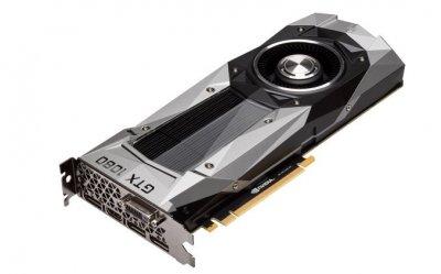 NVIDIA официально представила видеокарты GeForce GTX 1080 и GeForce GTX 1070