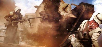 Новые подробности о Battlefield 1: классы бойцов, оружие и техника