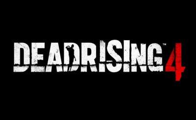 Анонс и трейлер Dead Rising 4