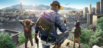 ������� ������ � Watch Dogs 2