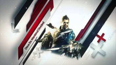 Обзор игры - Deus Ex: Mankind Divided
