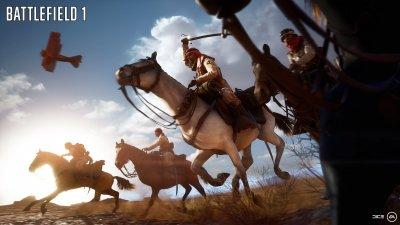 Системные требования РС-версии Battlefield 1