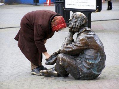Пенсионеры не слишком нуждаются в пенсиях