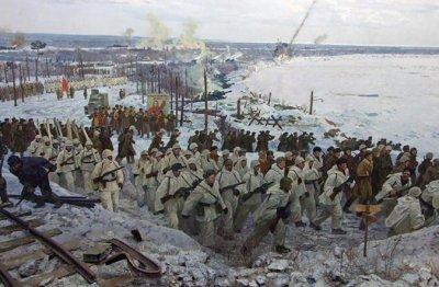 День прорыва блокады Ленинграда в годы Великой Отечественной войны (74-ая годовщина)