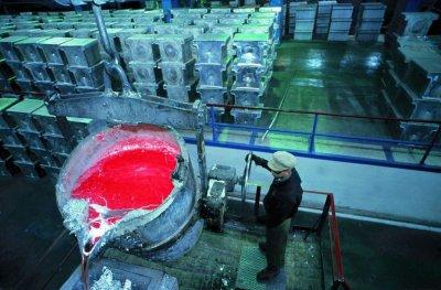 Богословский алюминиевый завод повышает глиноземную мощность