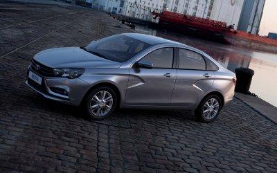Немецкие СМИ анонсируют старт продаж LADA Vesta