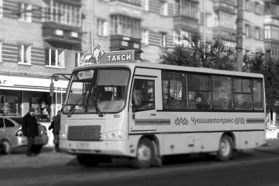 В Новочебоксарске автобусы не выйдут в рейс из-за невыплаты зарплат