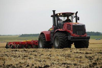Российские тракторы «Кировец» выйдут на рынок Северной Америки