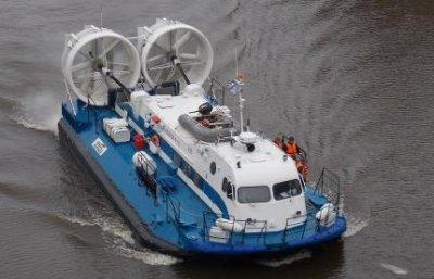 В Феодосии начато строительство серии из 20 катеров на воздушной подушке А25ПС