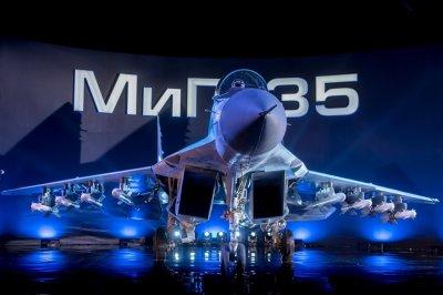 """РСК """"МиГ"""" создаст корабельную версию истребителя МиГ-35"""