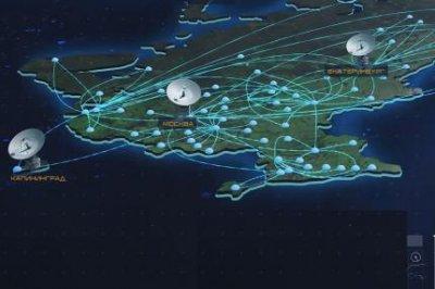 Точность определения местоположения в российской глобальной навигационной системе - 0,3 метра