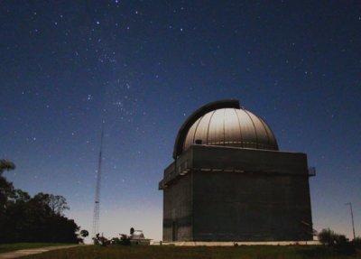 Российский объектив в бразильской обсерватории будет следить за безопасностью полетов космических аппаратов