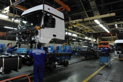 КАМАЗ модернизирует производственные мощности к 2019 году