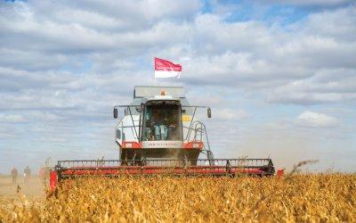 Производство сельхозтехники растет с 2013 года