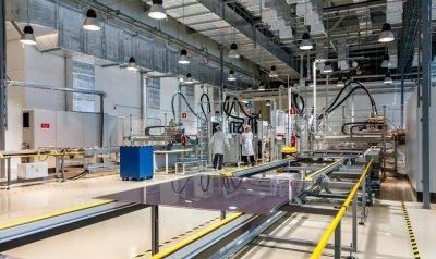 На заводе компании «Хевел» в Новочебоксарске заработал участок по производству солнечных ячеек