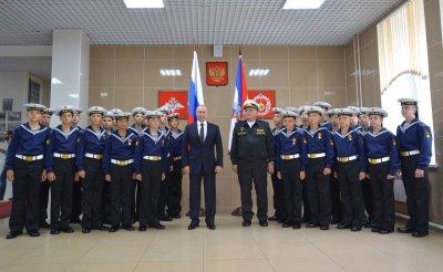 Филиал Нахимовского училища будет открыт в Мурманске осенью 2017 года