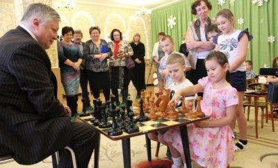 День под знаком шахмат