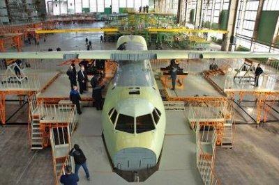 Начался монтаж первого тренажера нового ВТС Ил-112В