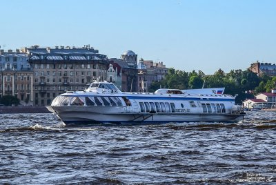 Развитие скоростного водного транспорта получит поддержку от государства