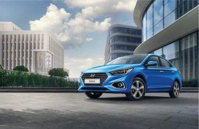 В России стартовали продажи нового Hyundai Solaris