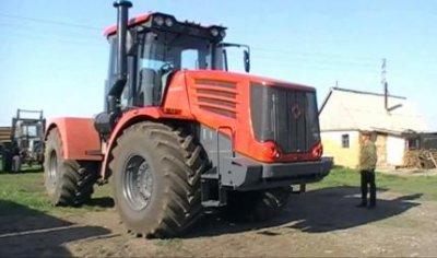 Петербургский тракторный завод: 2348 тракторов Кировец в год!