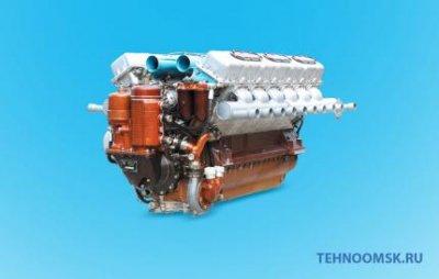 В Челябинске разрабатывают новую версию дизеля В-31