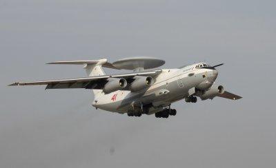 «ТАНТК им. Г.М. Бериева передал ВКС России четвертый модернизированный самолет А-50У»
