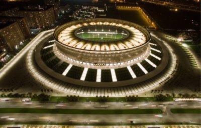 Стадион футбольного клуба «Краснодар» занял 3 место в списке лучших арен 2016 года