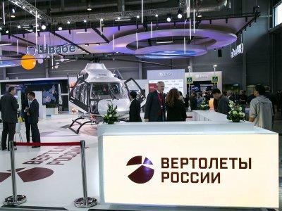 """""""Вертолеты России"""" разрабатывают перспективный однодвигательный легкий вертолет"""