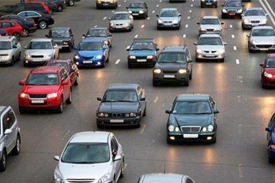 Российский парк легковых автомобилей на 60% состоит из иномарок