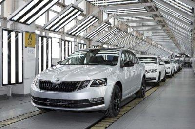 В России началось производство новой Skoda Octavia