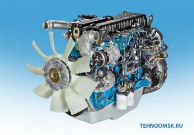 Новые российские двигатели ЯМЗ для сельхозтехники запускают в серию
