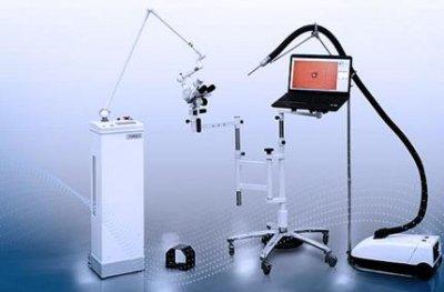 Новый российский медицинский лазер пойдет в серию в 2017 году