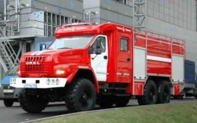 Урал Next получил новую 2-рядную кабину Тайга