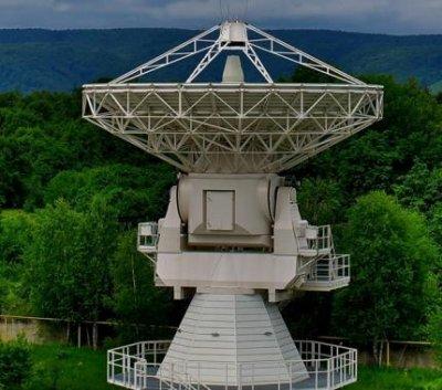 В России начато строительство третьего радиотелескопа РТ-13