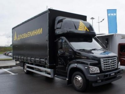 Российский автоперевозчик приобрел сразу 400 новых грузовиков ГАЗ семейства Next