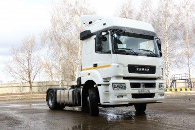 КАМАЗ увеличит выпуск модернизированных грузовиков «КАМАЗ Nео»