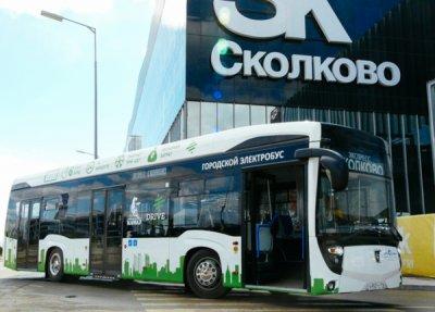 Электробус КАМАЗ продолжит тестовые испытания в Липецке