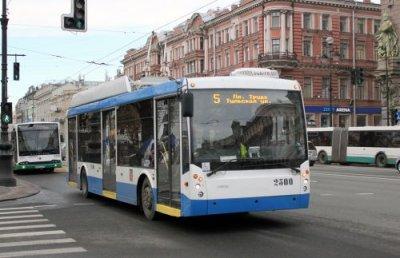 """105 троллейбусов """"Тролза"""" будет поставлено в Санкт-Петербург"""