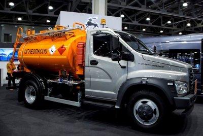 «Группа ГАЗ» представляет новые модели спецтехники для строительной отрасли и ремонтных служб