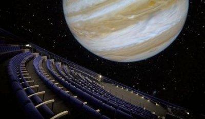 4 ноября 2017 года в Санкт-Петербурге откроется крупнейший в мире планетарий