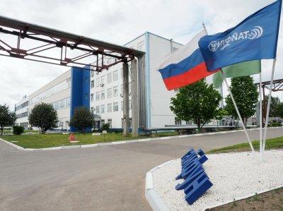 В Калуге открыли новый корпус завода «Тайфун» и памятник ракетной установке