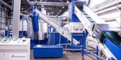 Комплекс российского производства по переработке плёночных материалов запущен в Московской области