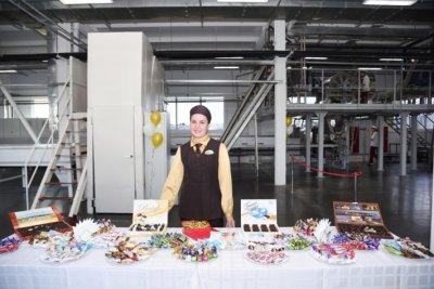 В Чебоксарах открыли новую линию кондитерской фабрики «Акконд»