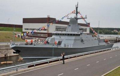 Заказ на 6 новых малых ракетных кораблей проекта 22800 разместят в Комсомольске-на-Амуре