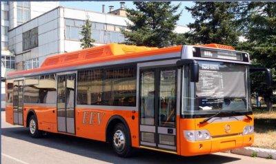 100 новых российских автобусов для Нижнего Новгорода