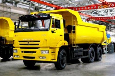 КАМАЗ в июле увеличил производство на 15%