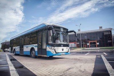«Группа ГАЗ» завершила тестовую эксплуатацию электробуса