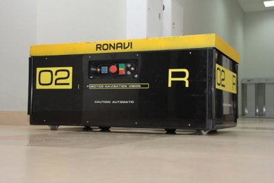 Российский складской робот готовится к запуску в серию в 2018 году